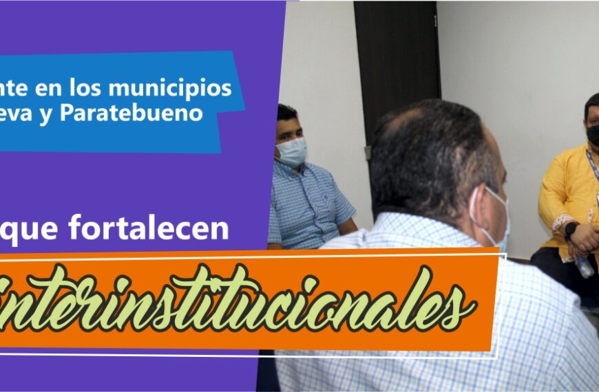 Encuentros que fortalecen los lazos interinstitucionales